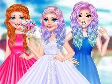 Beauty Makeover Princess Wedding Day