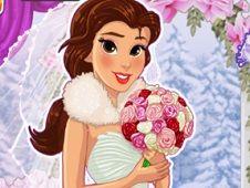 Beauty Winter Wedding