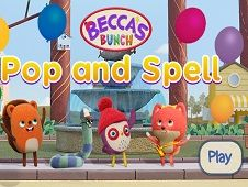 Beccas Bunch Pop and Spell