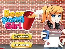 Beer Pong Girl