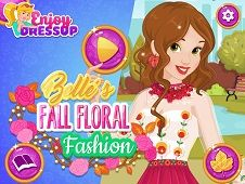 Belles Fall Floral Fashion