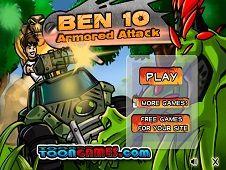 Ben 10 Armored Truck
