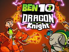 Ben 10 Dragon Knight
