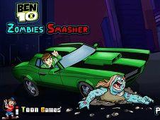 Ben 10 Zombies Smasher