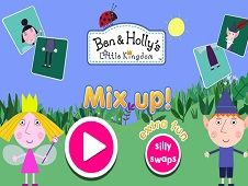 Ben and Holly Little Little Kingdom Mix Up
