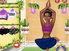 Besties Yoga Class