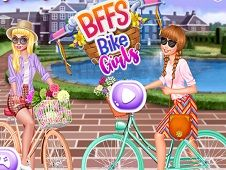 BFF Bike Girls