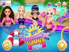 BFF Fantastical Summer Style