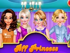 BFF Princess Bedroom Decor