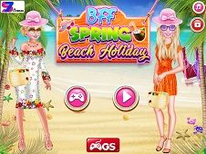 BFF Spring Beach Holiday