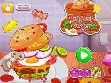 Biggest Burger Challenge