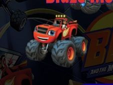 Blaze and the Monster Machines Crush