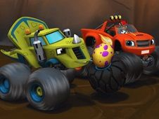 Blaze and the Monster Machines Differences 2