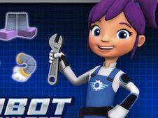 Blaze Builds Robot