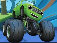 Pickle Monster Truck
