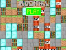 Minecraft Blockfall
