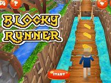 Blocky Runner