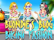 Blondies Blog Bikini Fashion