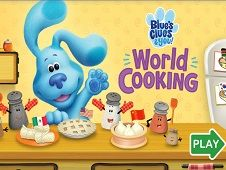 Blue Clue and You World Cooking