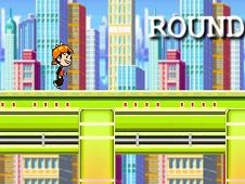 Boboiboy Running