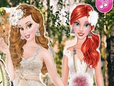 Princesses Double Boho Wedding