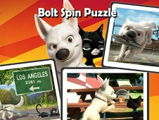 Bolt Spin Puzzle