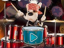 Bookaboo Drum Kit