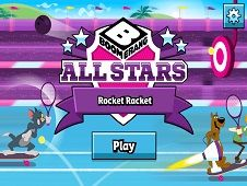 Boomerang All Stars Rocket Racket