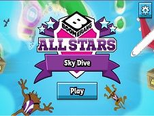 Boomerang All Stars Sky Dive