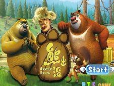Boonie Bears Dress Up
