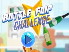 Bottle Flip Adventure