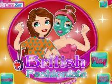 British Fashionista Makeover