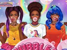 Bubbles Dress Up