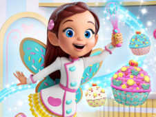 Butterbean Cafe Cupcake Creator
