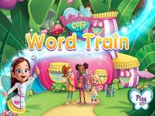 Butterbean Cafe Word Train
