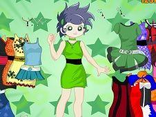 Buttercup Powerpuff Girl Dress Up