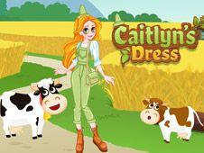 Caitlyn's Dress Farm Edition