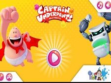 Captain Underpants Jelly Match 2