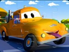 Car City Truck Jigsaw