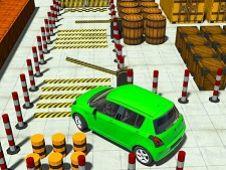 Car Parking Real Simulaton