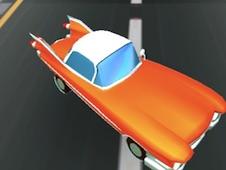 Cartoon Car Derby