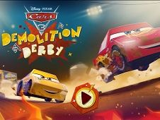 Cars Demolition Derby