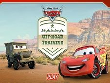 Cars Lighting Offroad Training