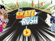 Cartoon Network Skate Rush