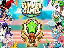 Cartoon Network Summer Games 2020