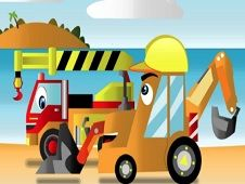 Cartoon Truck Differences