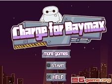 Charge for Baymax