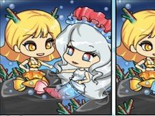 Chibi Finder Mermaids