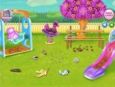 Children Park Garden Cleaning
