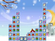 Christmas Block Collapse